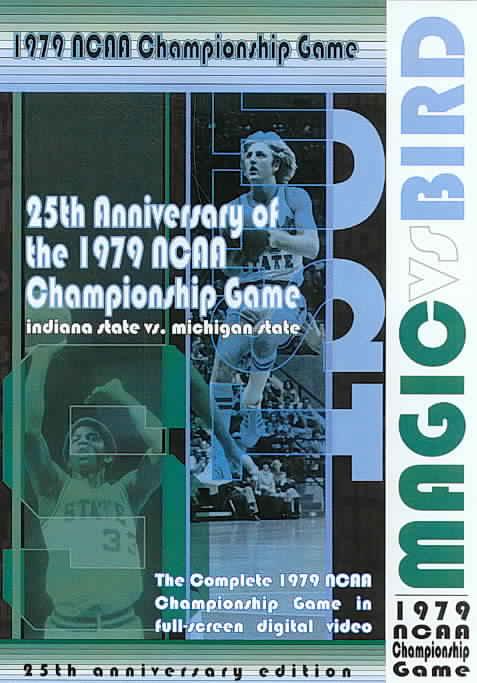 1979 IN STATE VS MI STATE:MAGIC VS BI (DVD)